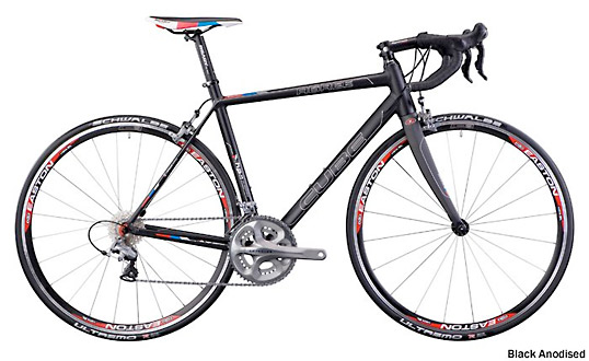 Cube Agree SL Compact Road Bike 2010