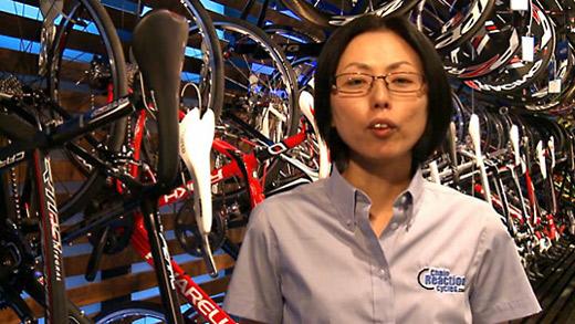 Chain Reaction Cyclesを日本語で紹介するビデオ