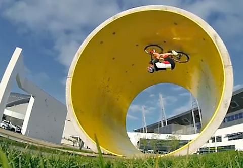 ロードバイクパーティー2という動画、凄い!