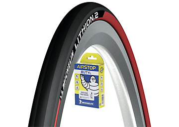 ミシュランLithion 2 Road Tyres