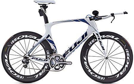 Fuji Norcom Straight 1.1 TT Bike