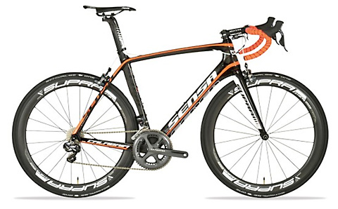 Sensa Calabria Custom Road Bike
