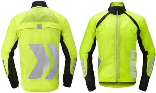 Hump Flash Showerproof Jacket ウィンドブレーカー